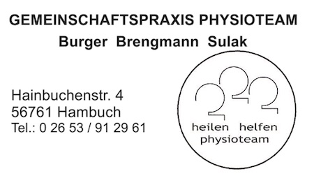 Burger Brengmann Sulak - Hambuch